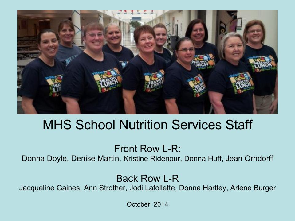 Nutrition Services Staff Oct 2 (1)