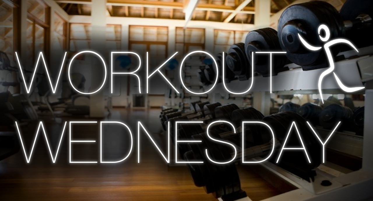 Workout Wednesday: Week 4