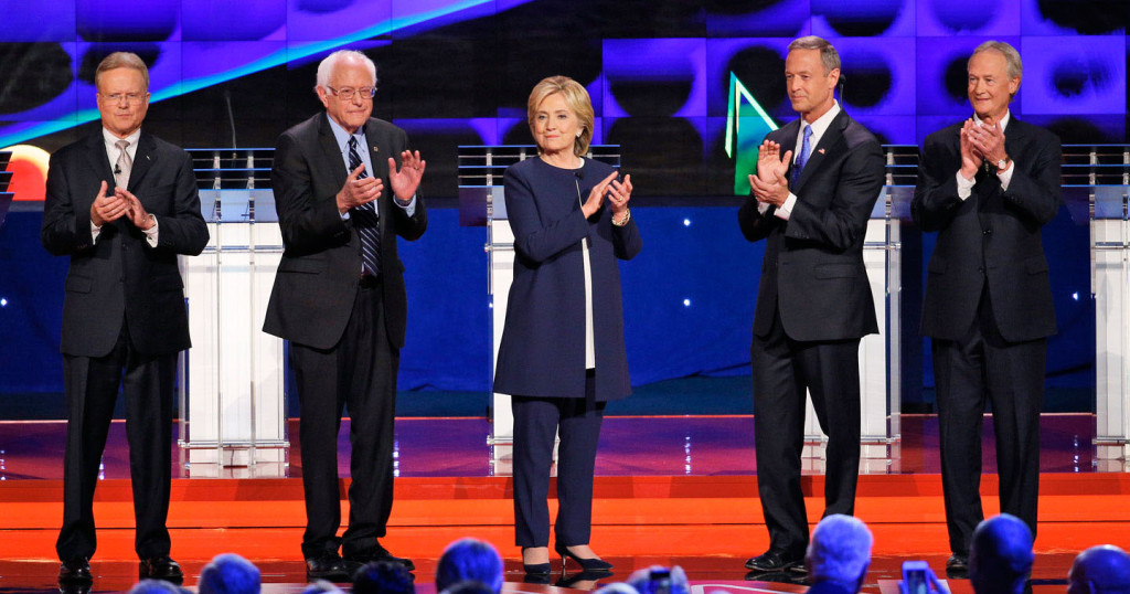 The First Democratic Debate: Who Delivered and Who Folded