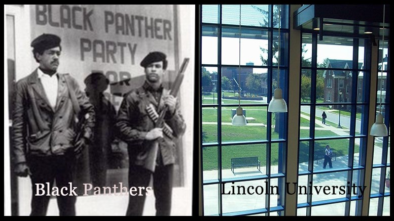 Black Panthers Party and Lincoln University