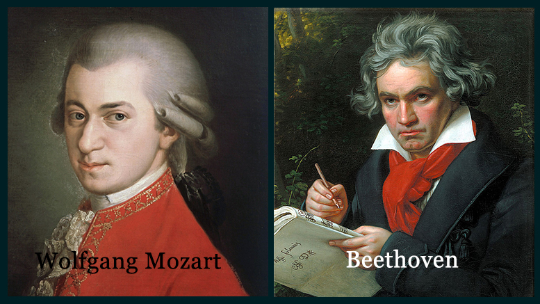 Failure to Success: Mozart & Beethoven