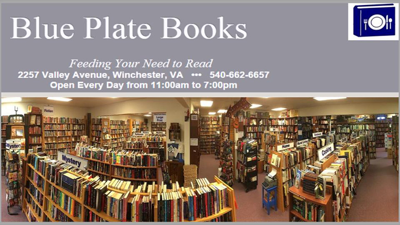Hidden Treasure: Blue Plate Books