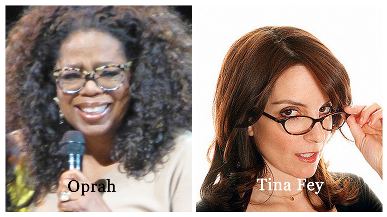 Failure to Success: Oprah Winfrey and Tina Fey