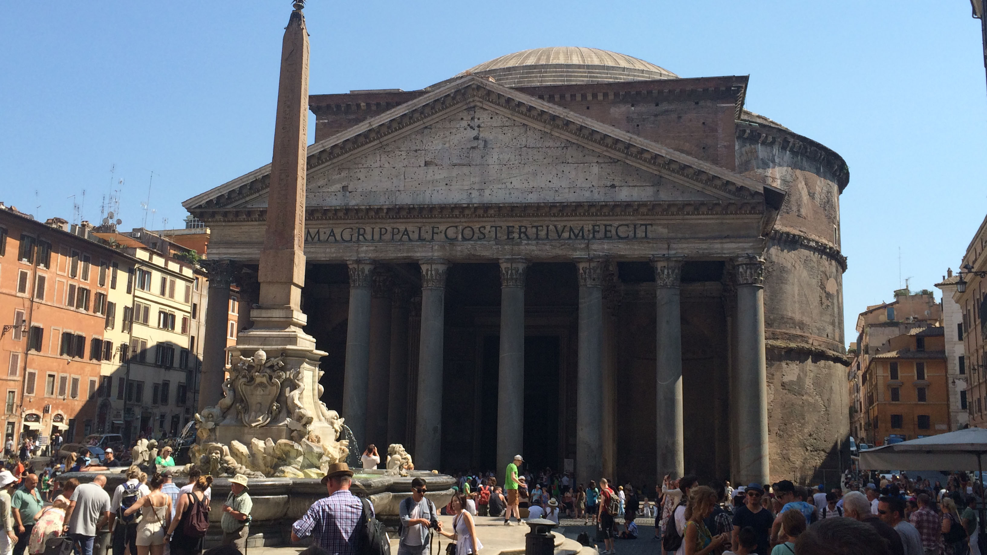 Travelog: Rome, Italy & the Vatican City (Days 8-9)