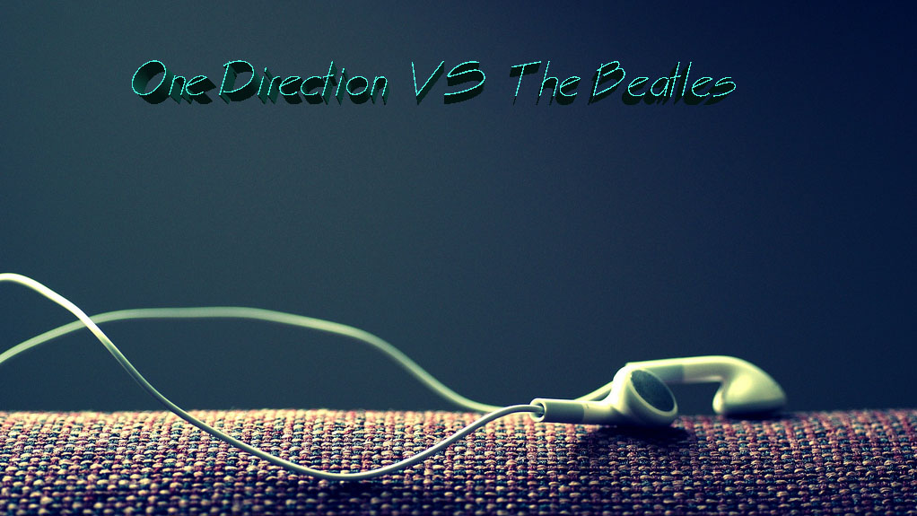 One Direction VS The Beatles