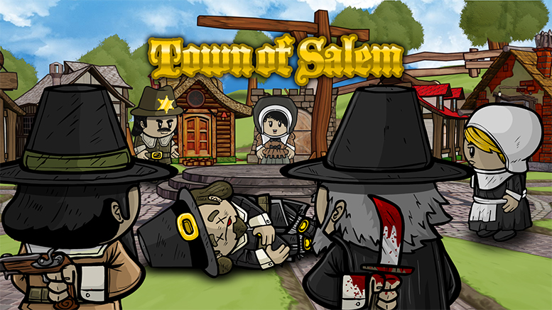 Town of Salem Game Review