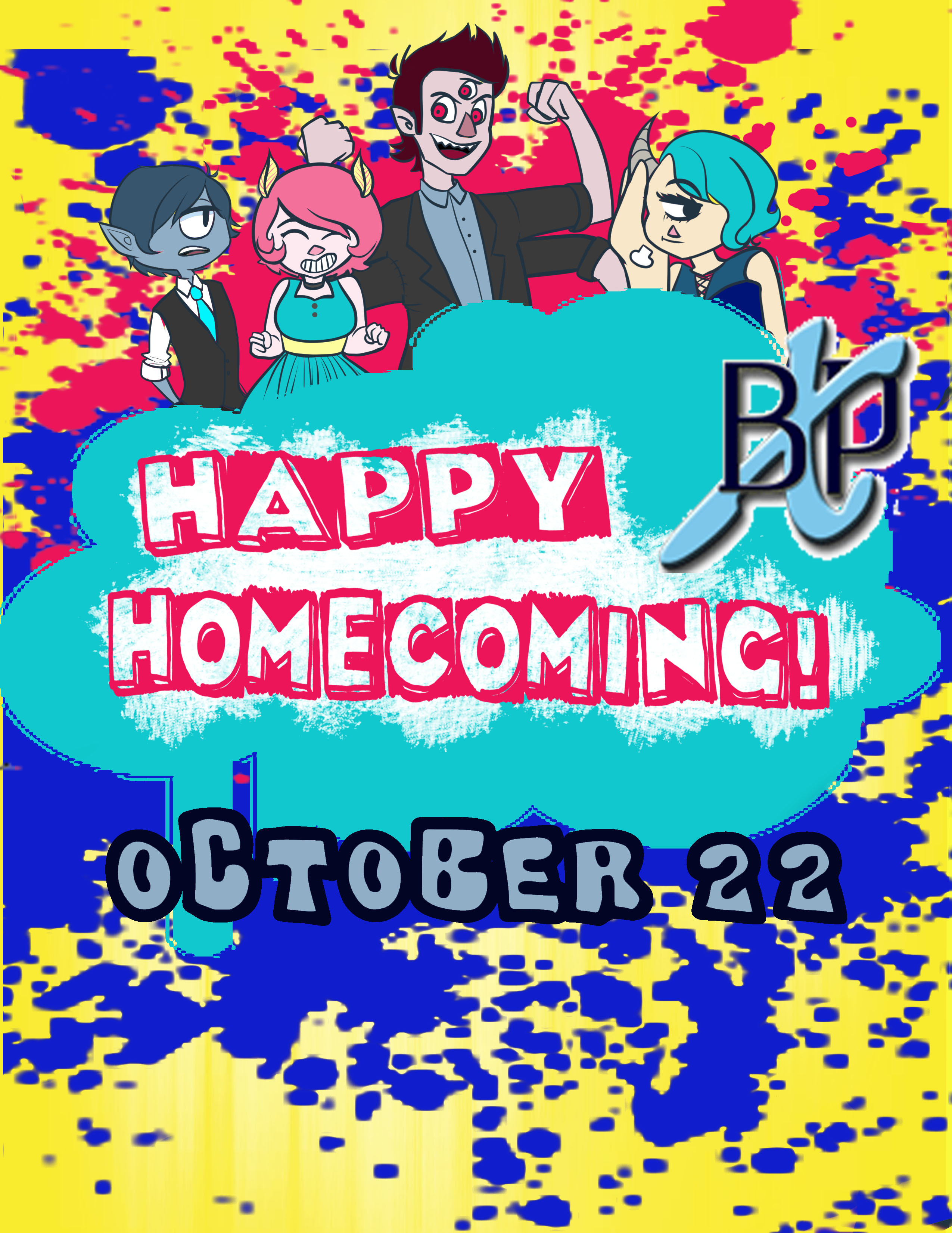 Happy Homecoming – Who We Are