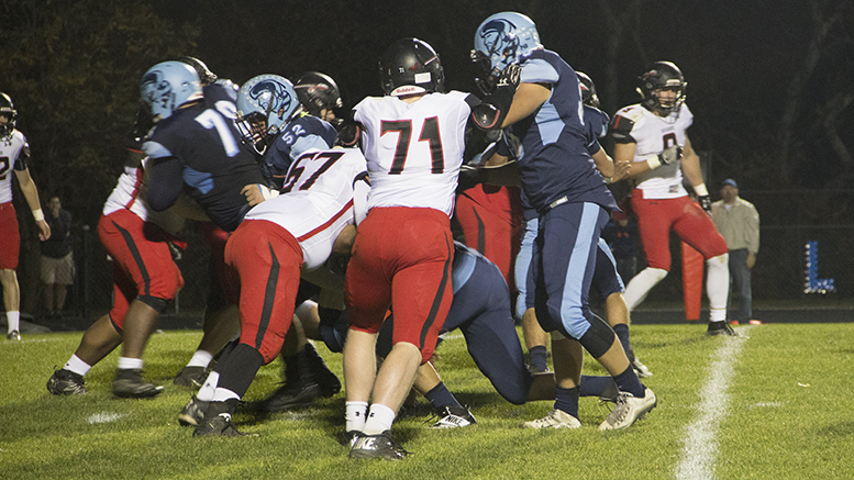 Millbrook Beats Sherando, Brings Home Crimson Apple