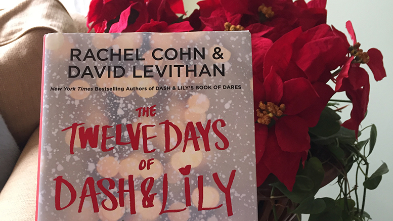 The Twelve Days of Dash & Lily by Rachel Cohn & David Levithan – 4/5 Stars