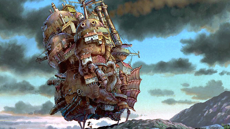 Howl's Moving Castle Review