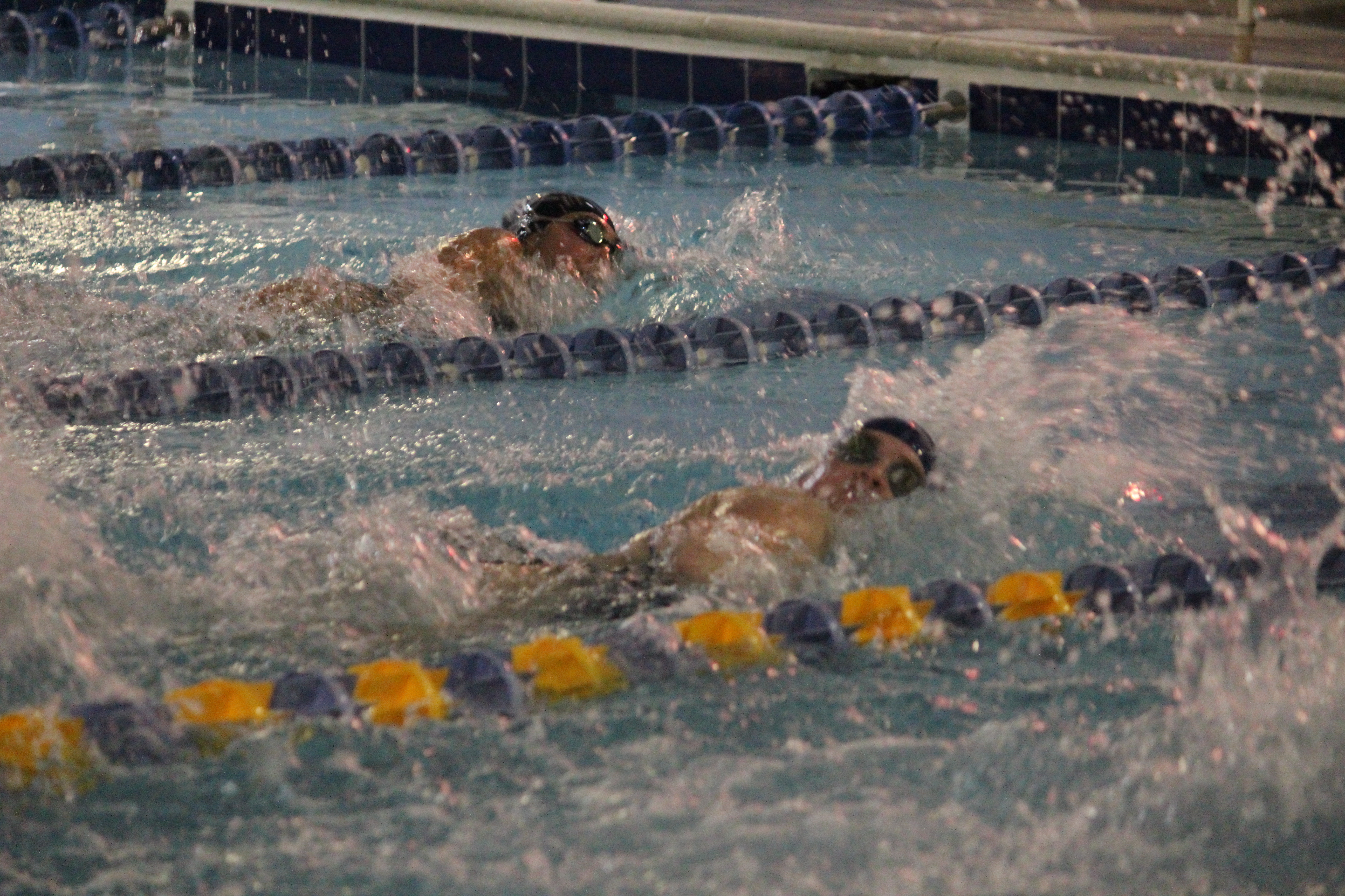 Millbrook Swimmers Go to States