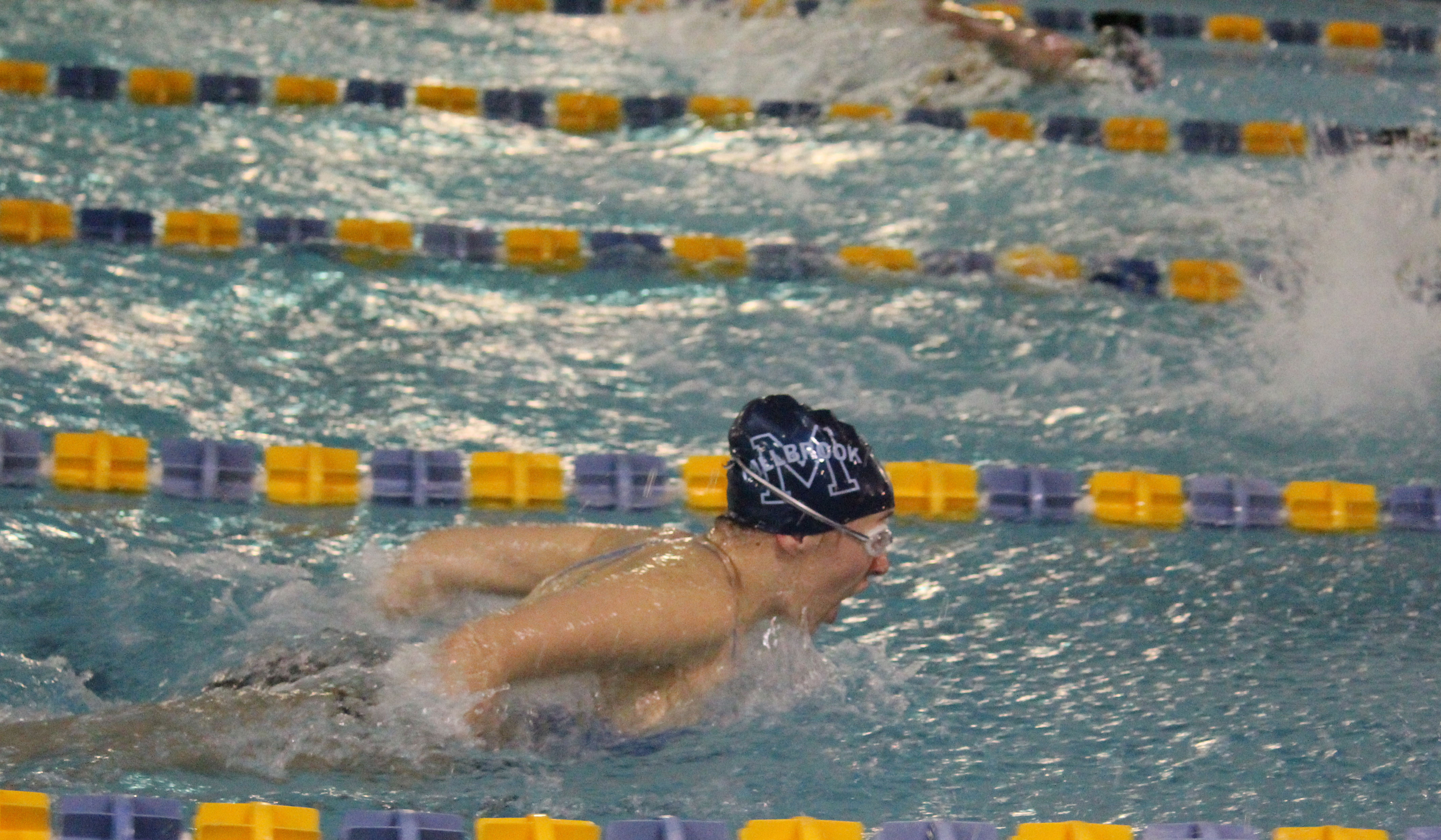 Swimmer Success at States!