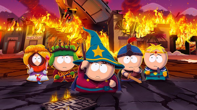 The (Uncertain) Fall of South Park