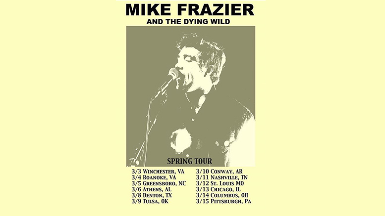 Mike Frazier Spring Tour