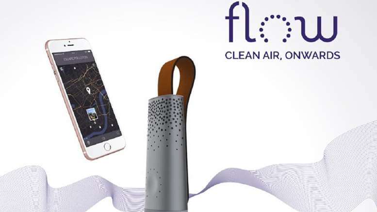 The Flow: PlumeLabs' Portable Pollution Tracker