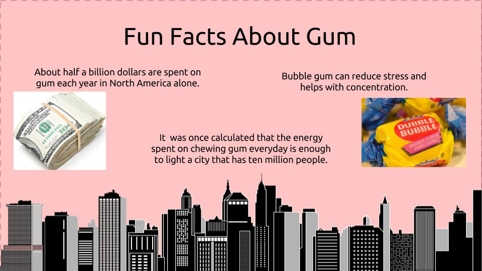 Sunday Funday: Gum