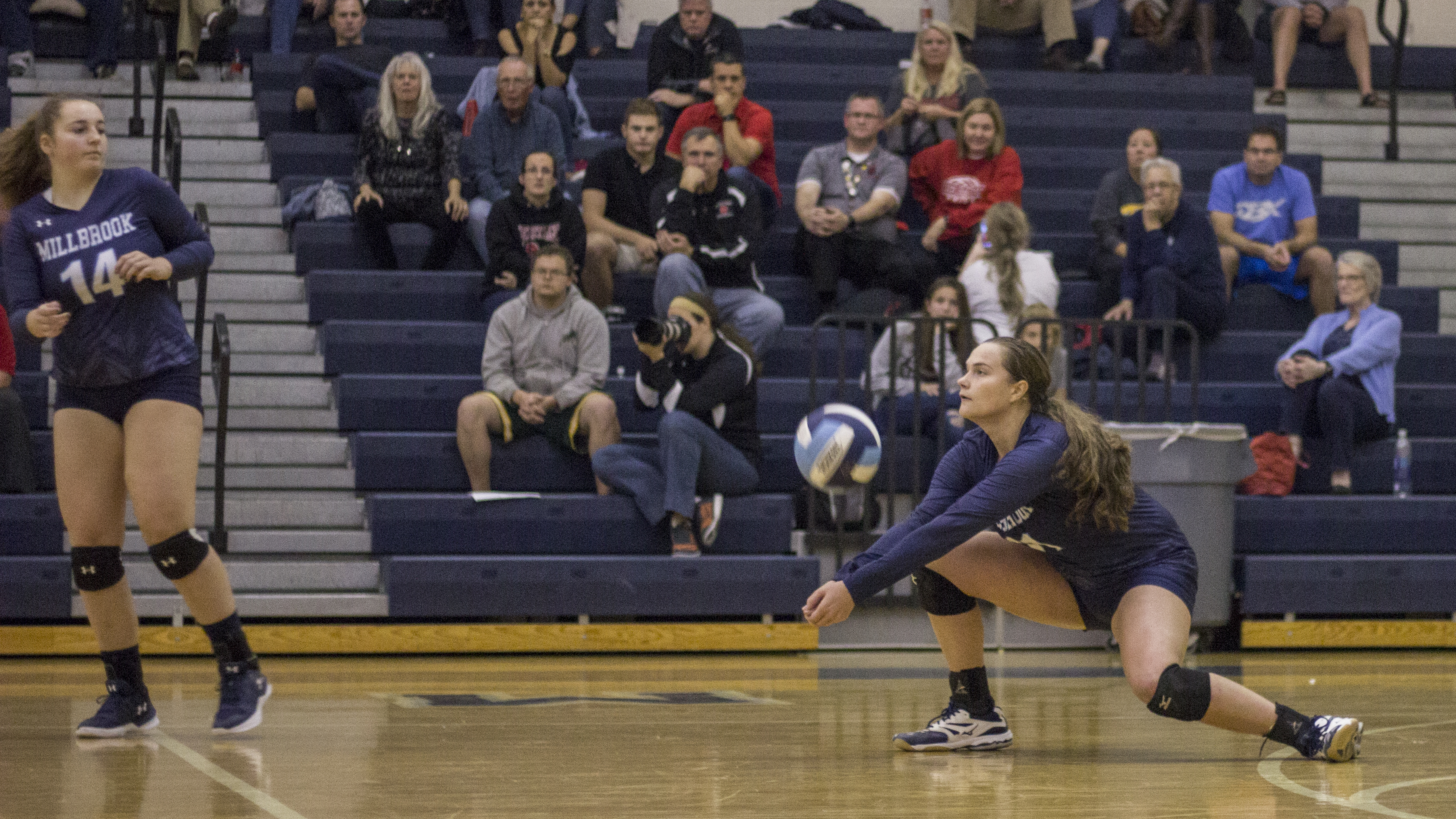 All the Way to State Semi-Final: the Volleyball Team Tells All!